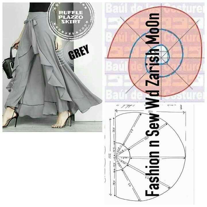 Pin von Daria Costuras auf Patrones de costura | Pinterest | Einfach ...