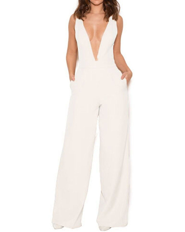 Jotebriyo Womens Club Bodysuit Bodycon Zip-Up Short Sleeve Short Jumpsuit Romper