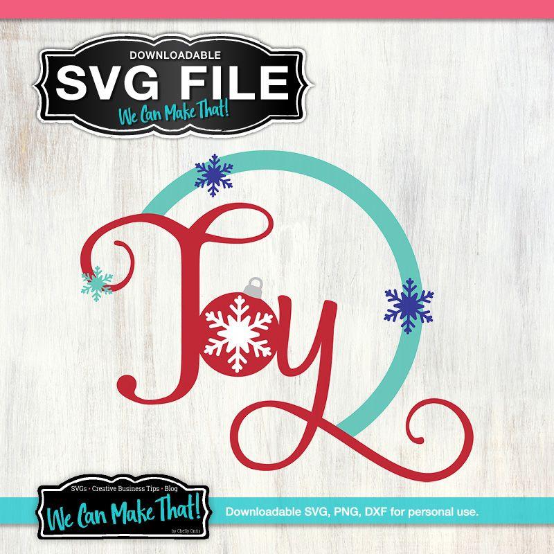 Download Snowflake Joy Doorhanger SVG | Creative gallery, Svg, Joy