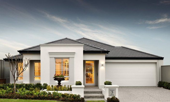 Dale Alcock Display Homes The Wisteria Visit Www Localbuilders Com Au Display Homes Perth Htm For All Display Homes House Exterior Facade House House Design