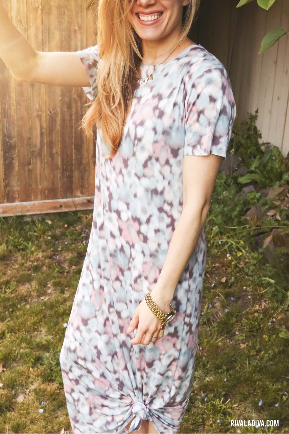 a4a01295e62a EASY DIY T-Shirt Maxi Dress with Nicole Lee USA   Sewing Patterns ...