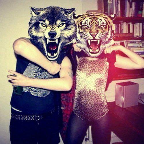 Crazy party animals