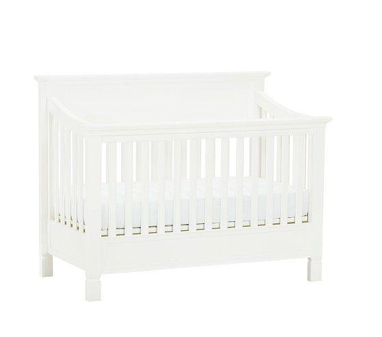 Larkin 4 In 1 Convertible Crib Nursery Ideas Pinterest