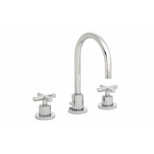 California Faucets 6502-EB Tiburon 8\