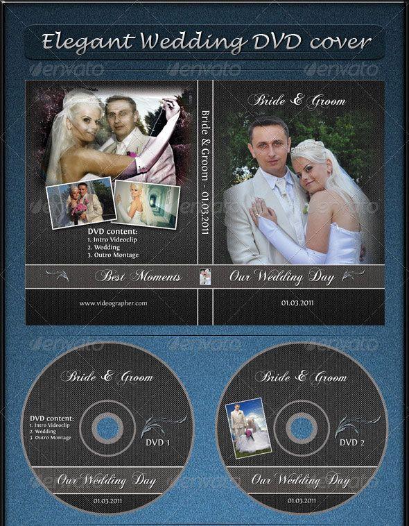 wedding cd dvd cover psd graphic design pinterest psd