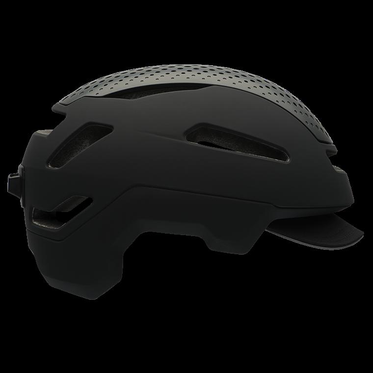 Bell Hub Urban Helmet Matt Black With Images Bike Helmet