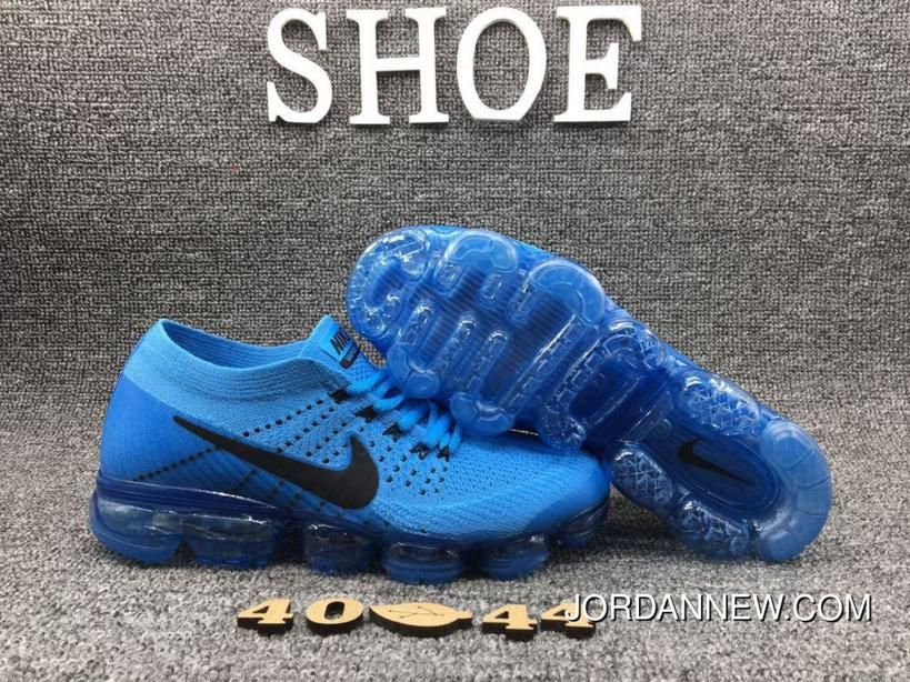 Buy 2017 Hot Nike Air VaporMax Air Flyknit Air Max Mens Running Shoes Sea  Blue Outlet Authentic from Reliable 2017 Hot Nike Air VaporMax Air Flyknit Air  Max ...