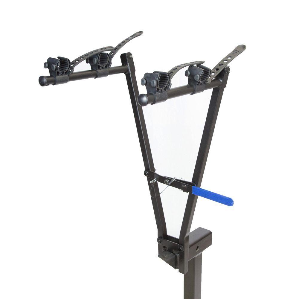 V Rack 2 Bike Carrier With 2 X 2 Mount Hitch Bike Rack Adult