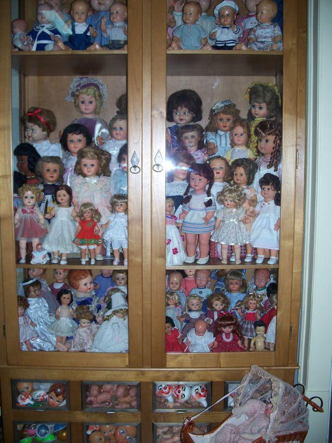 Tienda y hospitsl de muñecas