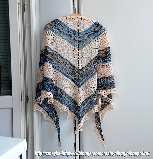 Ravelry Vikkyzms Strips Frost Knitting Free Patterns