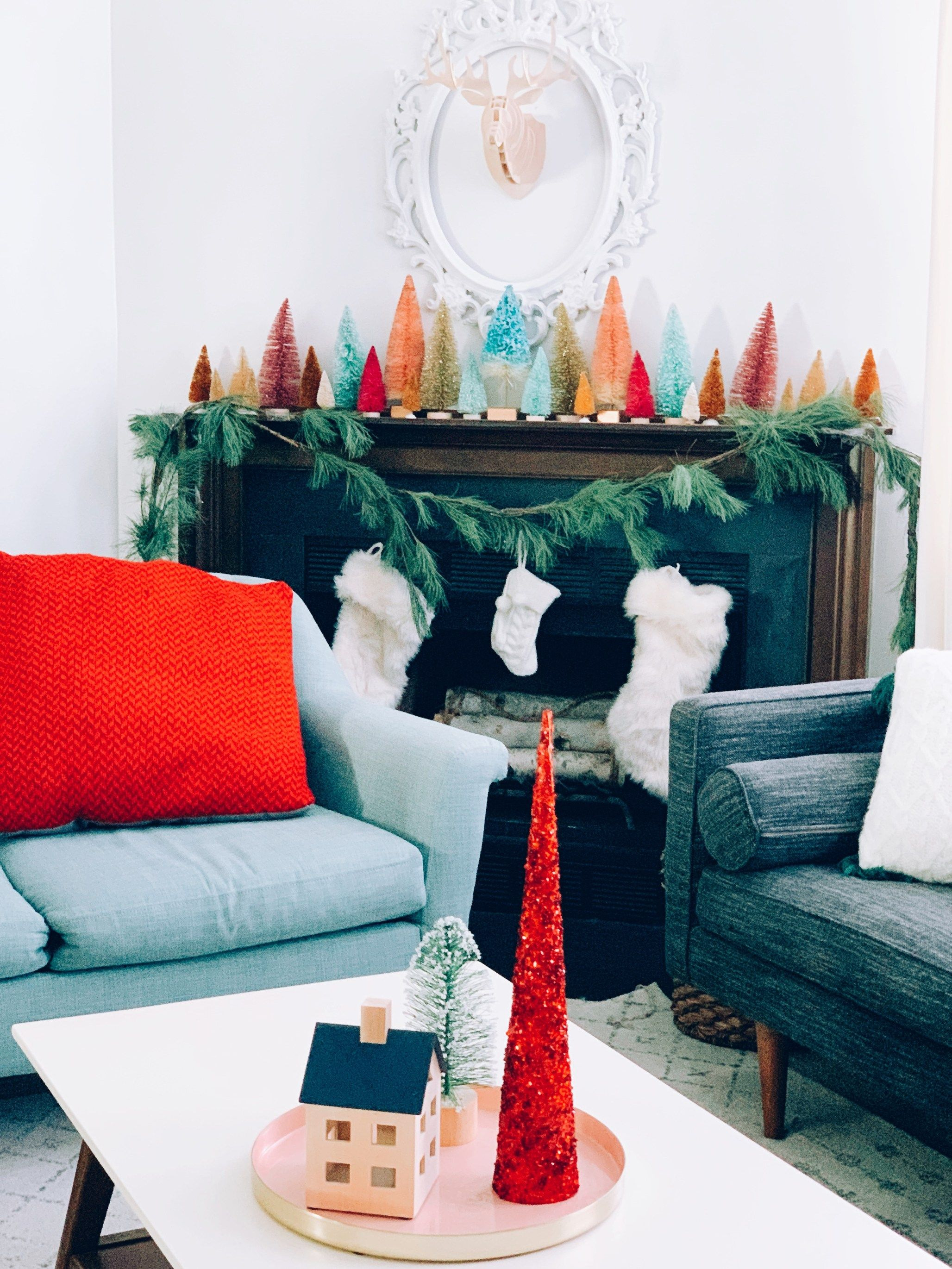Christmas home tour! | A Joyful Riot #Christmas #WhimsicalChristmas #ChristmasHome