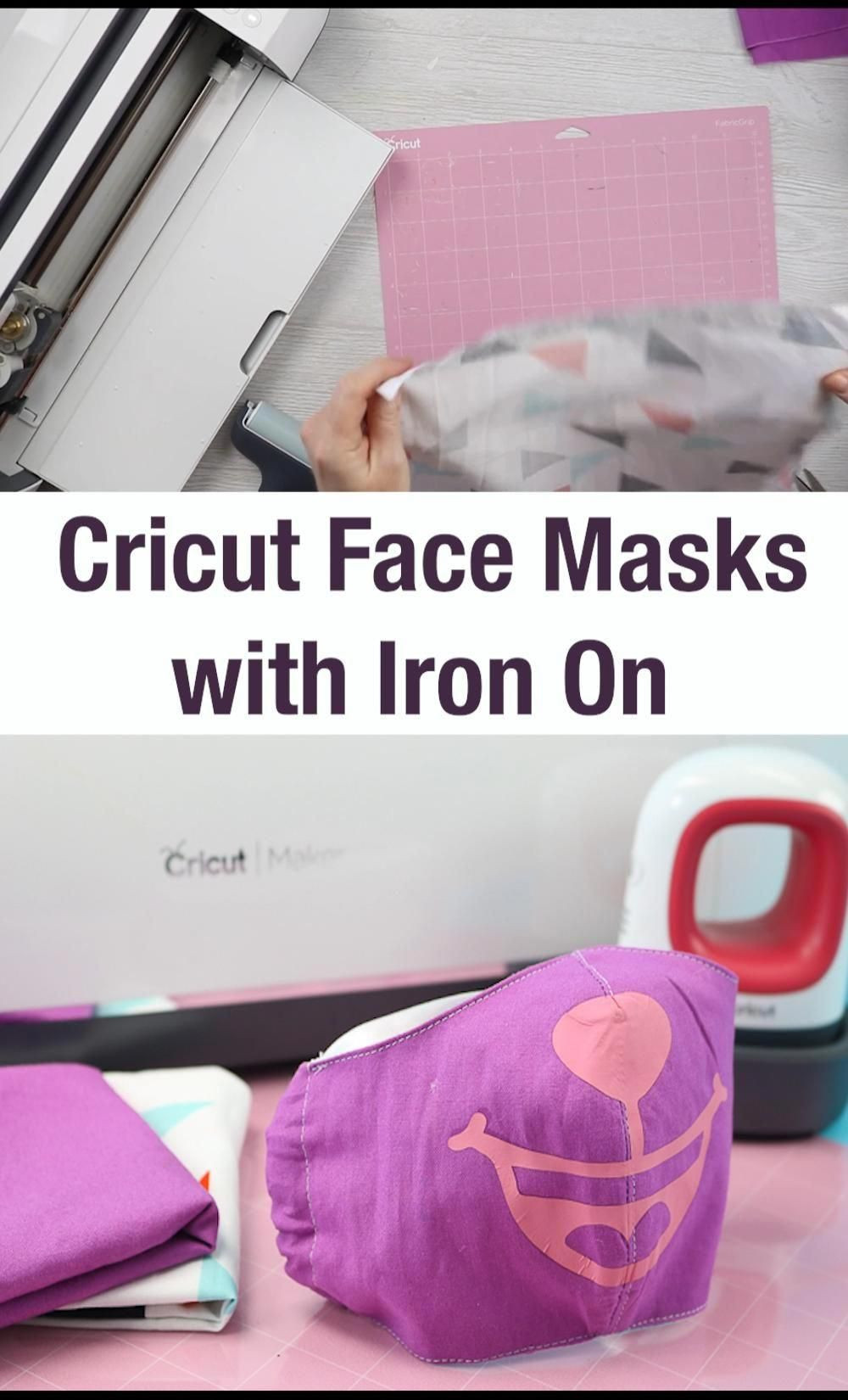 diy face mask crochet pattern in 2020 Cricut, Cricut