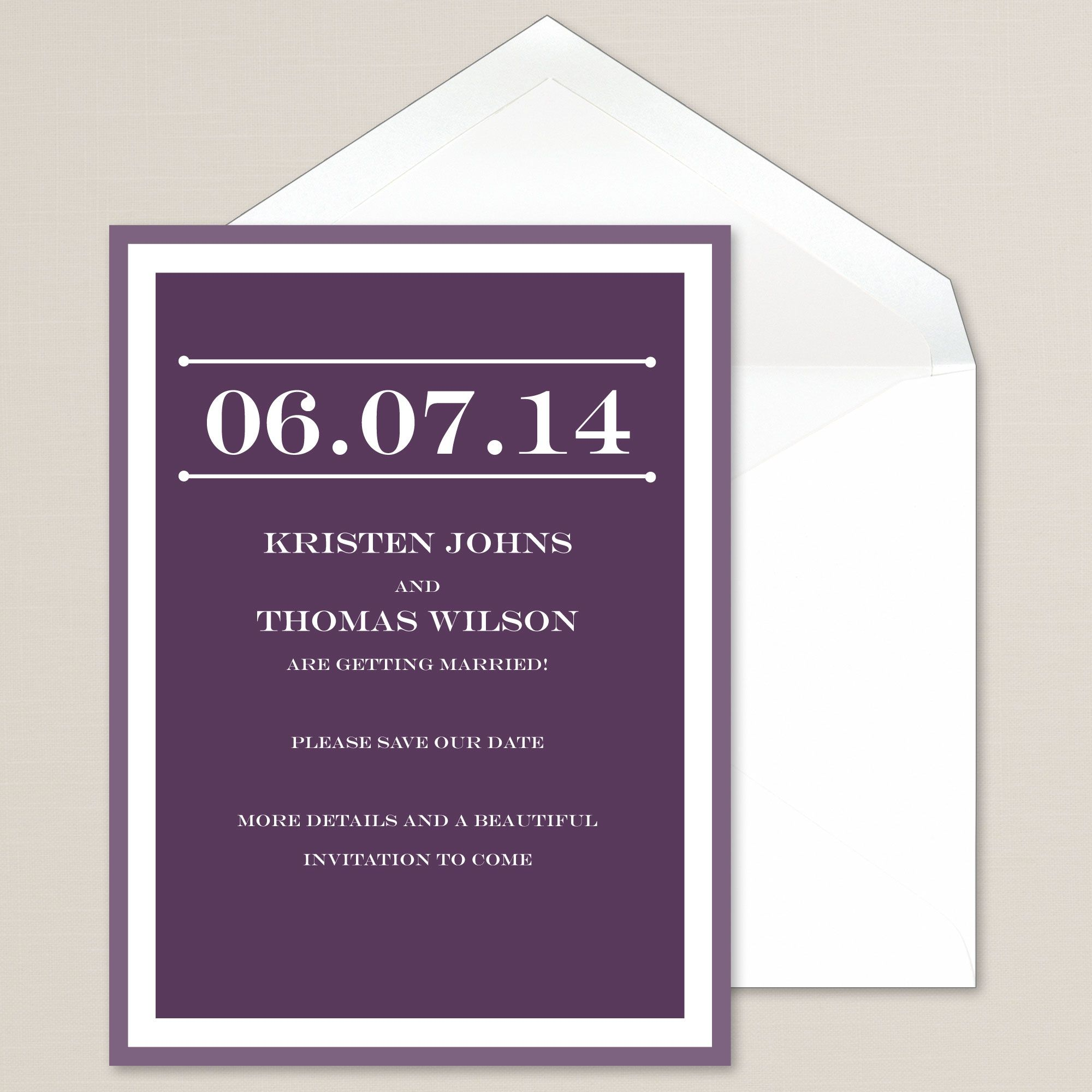 oh happy day save the date card wedding invitation sets
