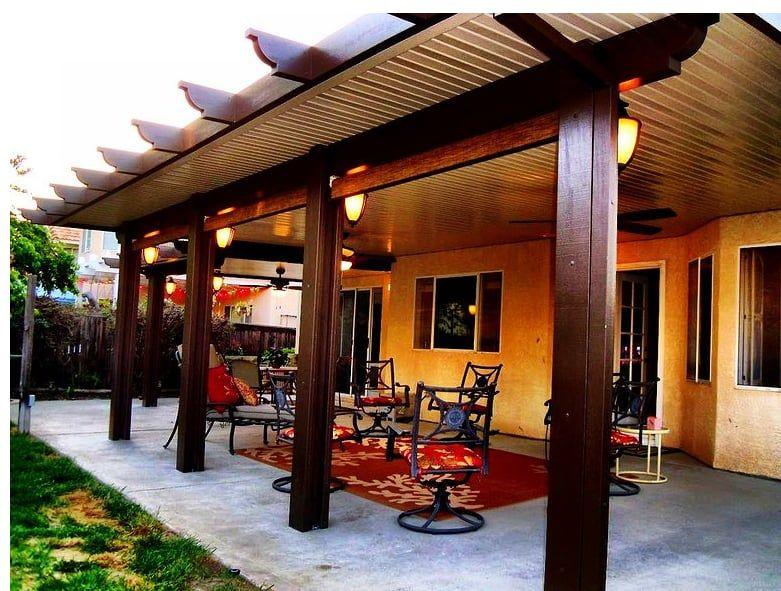 Photo Of Patio Kits Direct Corona Ca United States Alumawood Patio Cover Kit Patio Kits Patio Design Backyard Patio