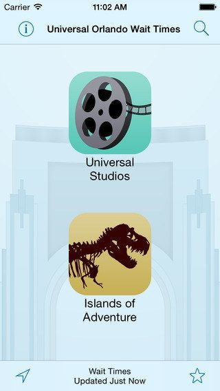 Before Going To The Park Download The Universal Orlando Wait
