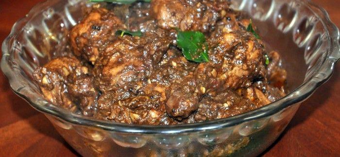 Ghee Roast Pepper Chicken Recipe, Chicken Kali Mirch Recipe | Eat it