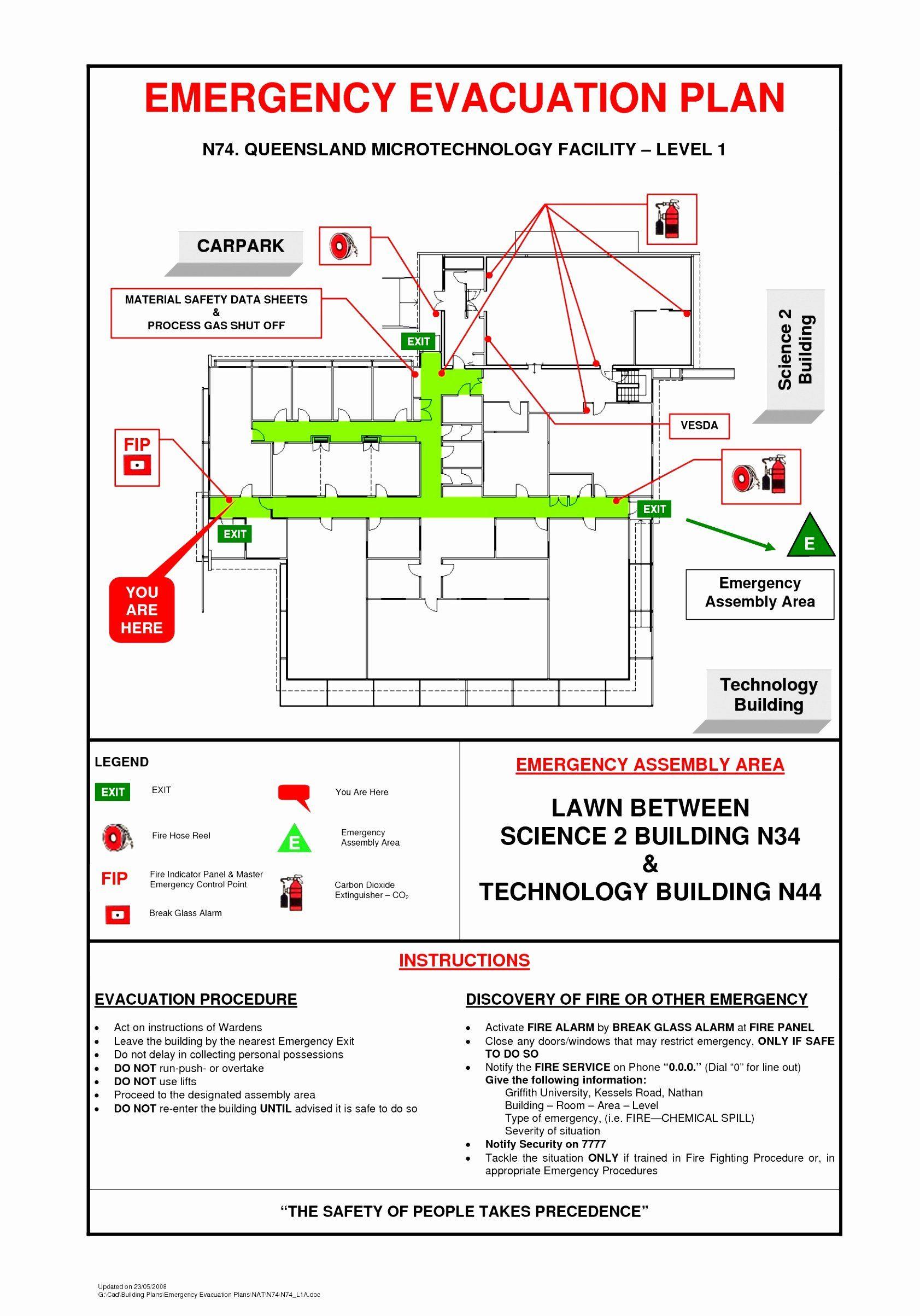 Emergency Evacuation Plan Template Free Lovely 9 Evacuation Plan Template Free Teyuo Emergency Evacuation Plan Evacuation Plan Emergency Evacuation Emergency evacuation plan template free
