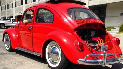 Zelectricbug Volkswagen Electric Beetle