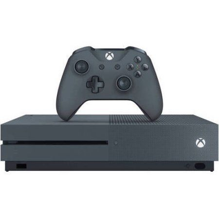 Xbox One S 500GB with Your Choice of Bonus Game, 4k UltraHD