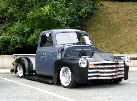 1953 Chevy Pick Up Desktop Nexus Wallpapers Chevrolet Wallpaper Chevy Chevrolet Pickup