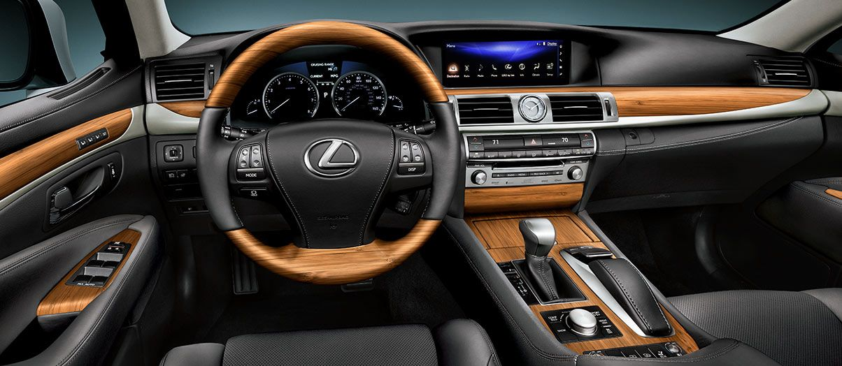 Welcome Aboard The Lexus Ls 460 A Blend Of Exhilarating Performance And Visionary Innovation Ggbailey Carmats