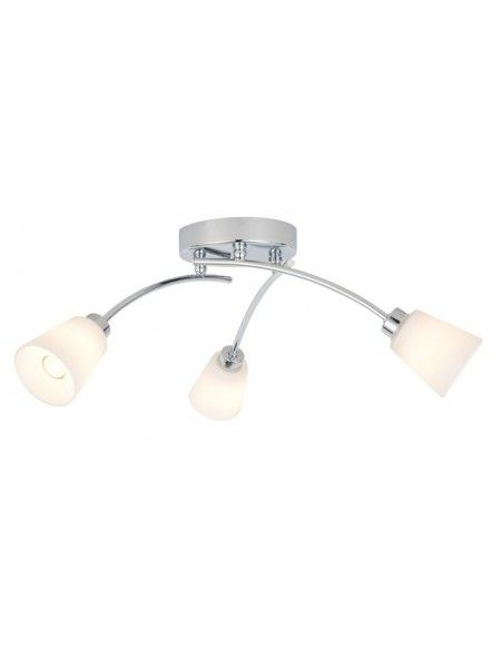 Forum Tucana 3 Light Ceiling Fitting Spa Os 47805 With Images Ceiling Lights Wholesale Lighting Commercial Lighting