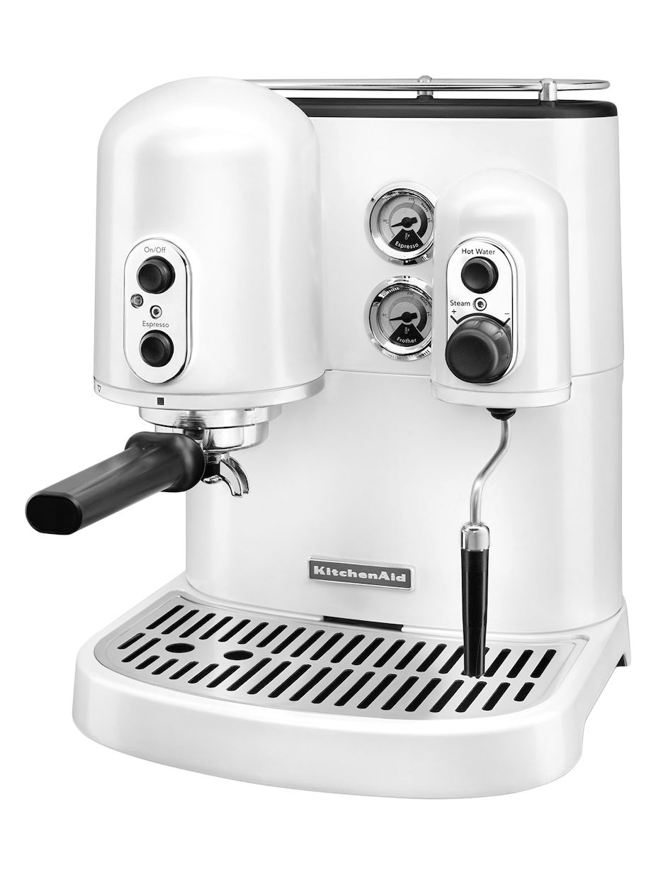 Kitchenaid Pro Line Manual Espresso Maker Independent Dual Boilers