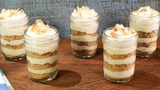Key Lime Pudding Recipe by Michael Symon - The Chew