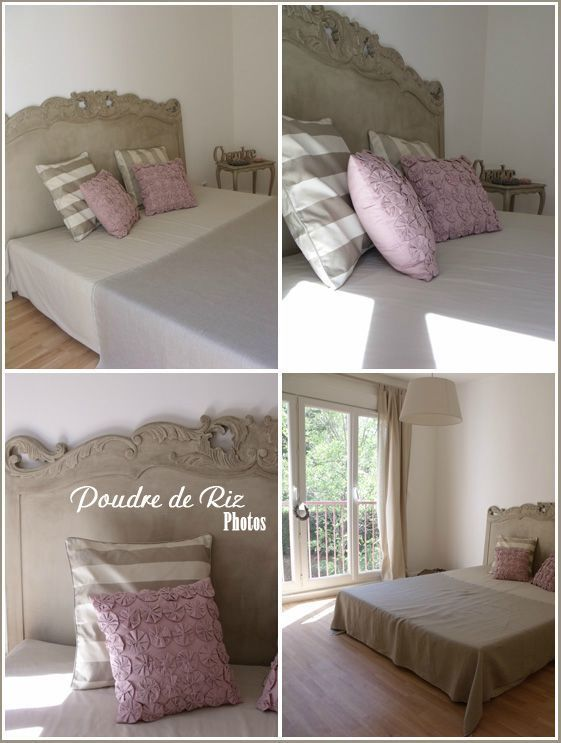 chambre adultes appart beaumes istres French Country Style