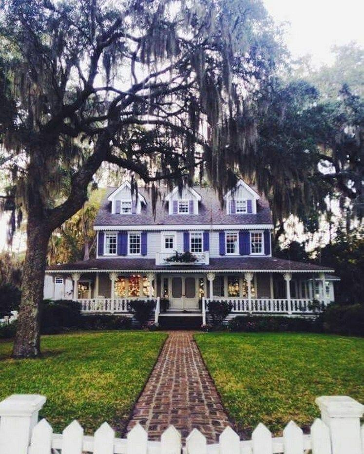 45 Details of Dream House Country #dreamhouse #dreamhouseideas #dreamhousecountry | digitalhiten.com