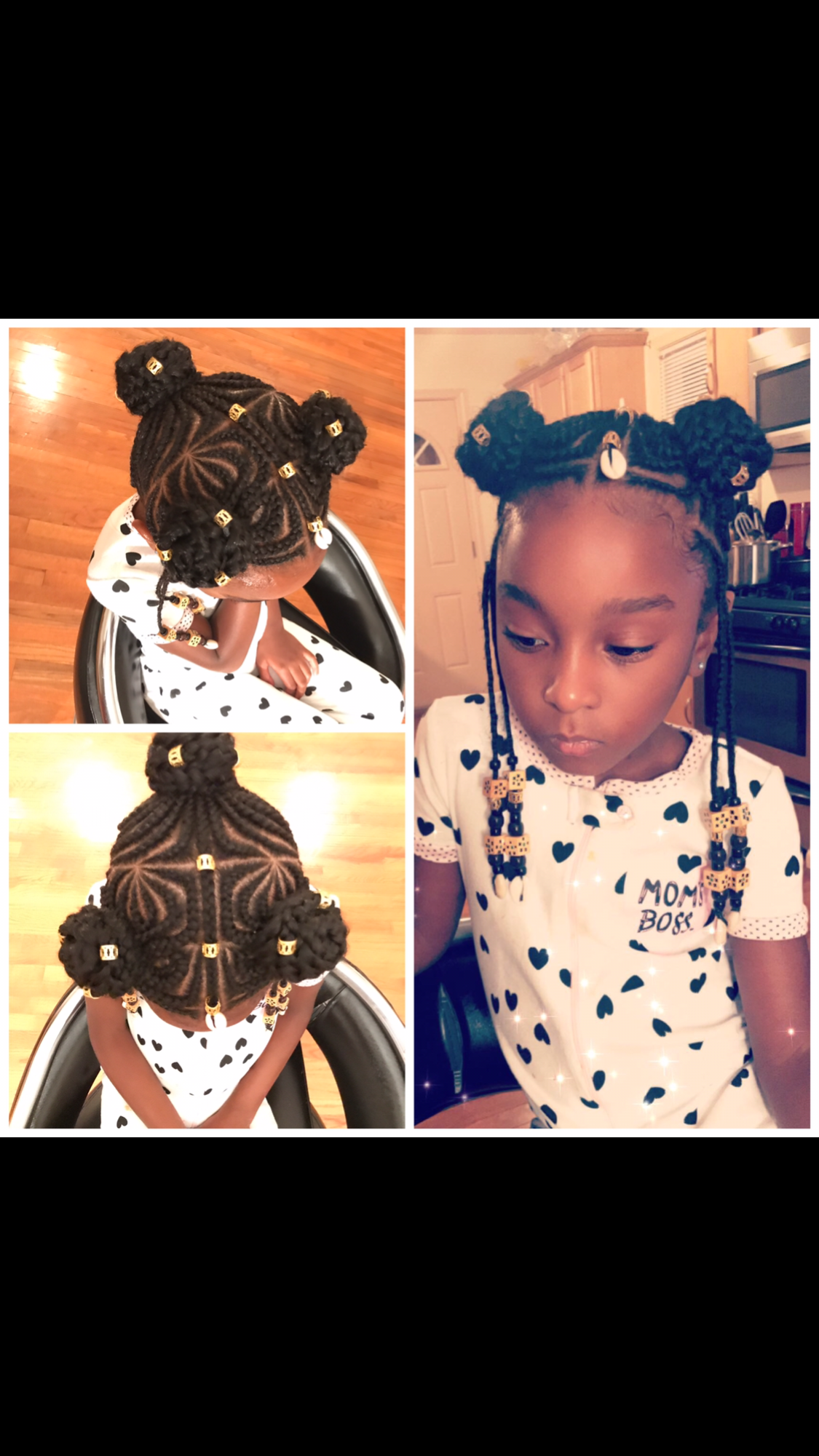 Pin by mildred perkins on nubian hairstyles for kids pinterest