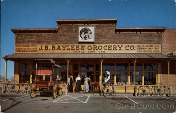 Bayless Cracker Barrel...