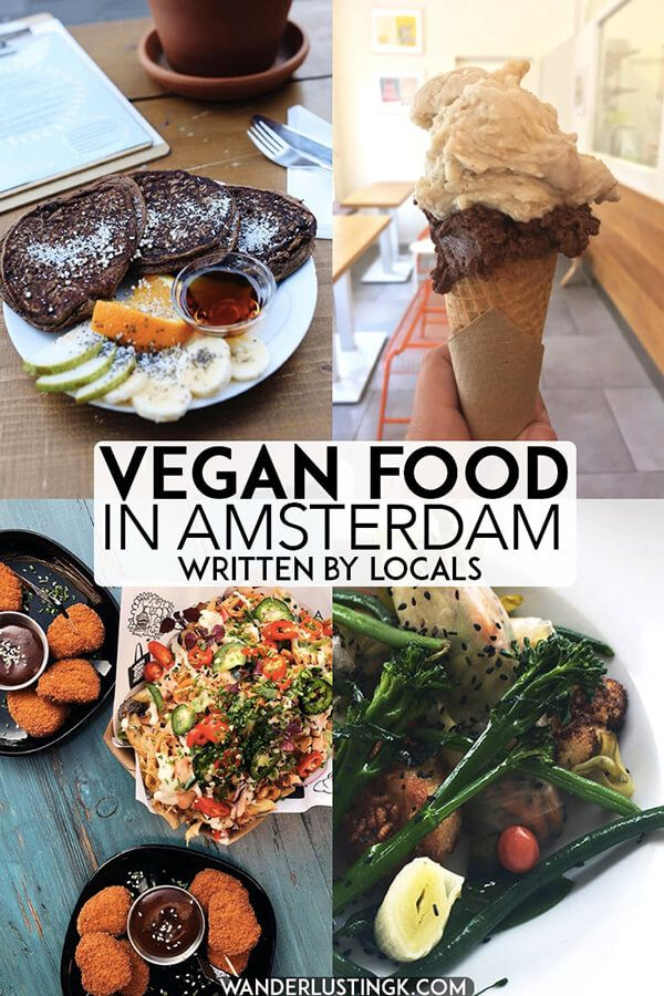 Photo of Where to find the best vegan food in Amsterdam by locals