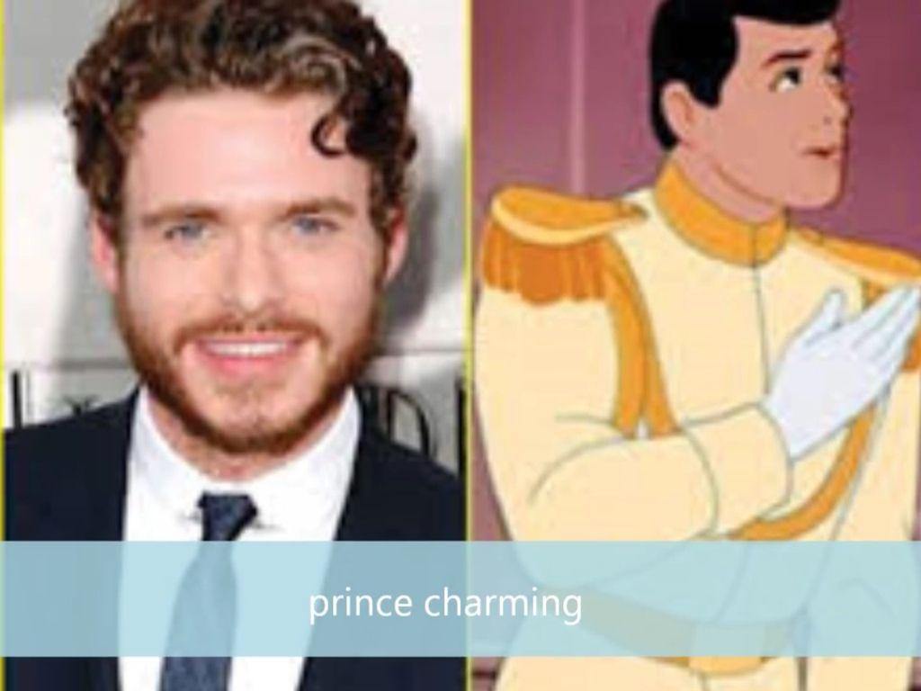 Richard Madden as Prince Charming | Upcoming disney movies ...