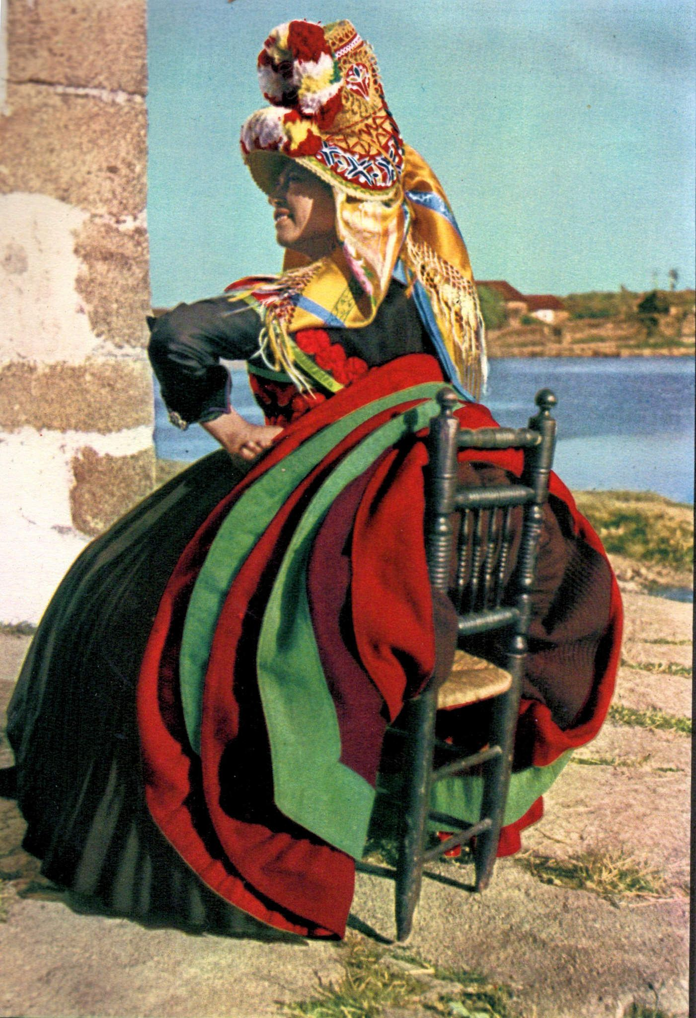 Monthermoso Mujer Costumes Around The World Traditional Outfits Folk Clothing