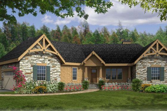 House Plan 035 00844 Prairie Plan 3 027 Square Feet 3 Bedrooms 3 Bathrooms In 2020 Prairie House House Plans How To Plan