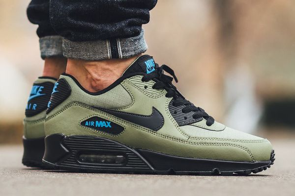 nike air max 90 essential kaki