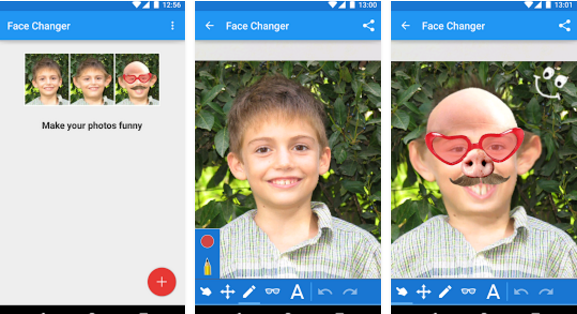 Face Changer for Android app free download images3