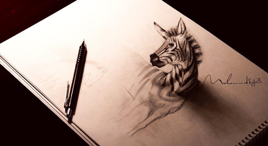 Fabulous 3D drawing on paper | 3D ART | Pinterest | 3d drawings ...