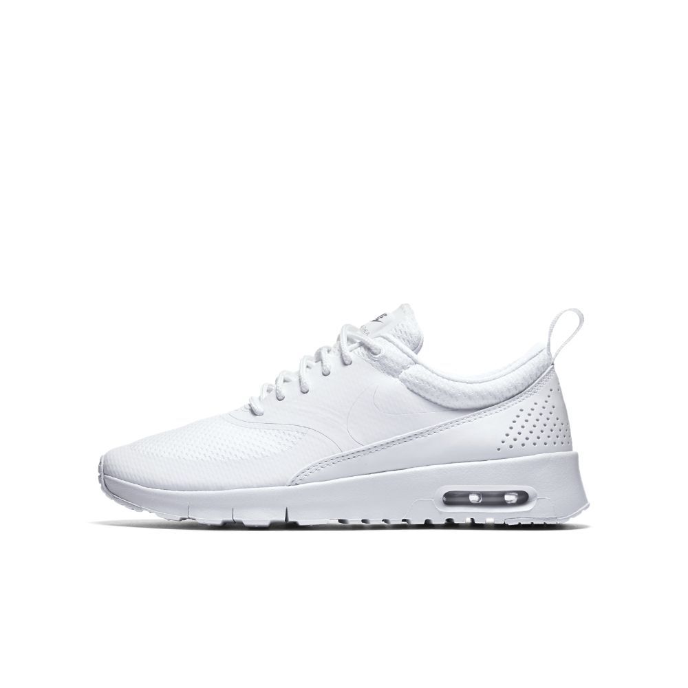 Nike Air Max Thea Big Kids Shoe Size 6 5y White Clearance