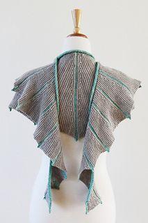 Sea Dragon Shawl pattern