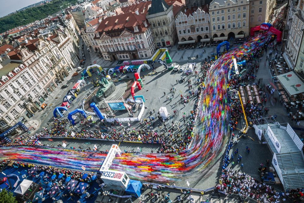 <p><em>Human river at the start of the Prague international marathon 2013.</em><em>f/22, 2s, ISO 50, focal length 16mm.</em><em>Photo and caption by Martin Kozak</em></p> <h3>Did you study photography in school or are you self-taught?</h3> <p>I am self-taught, I learned from trial and errors. And of course from a lot of shutter presses. It took plenty of time, but it was worth it.</p>