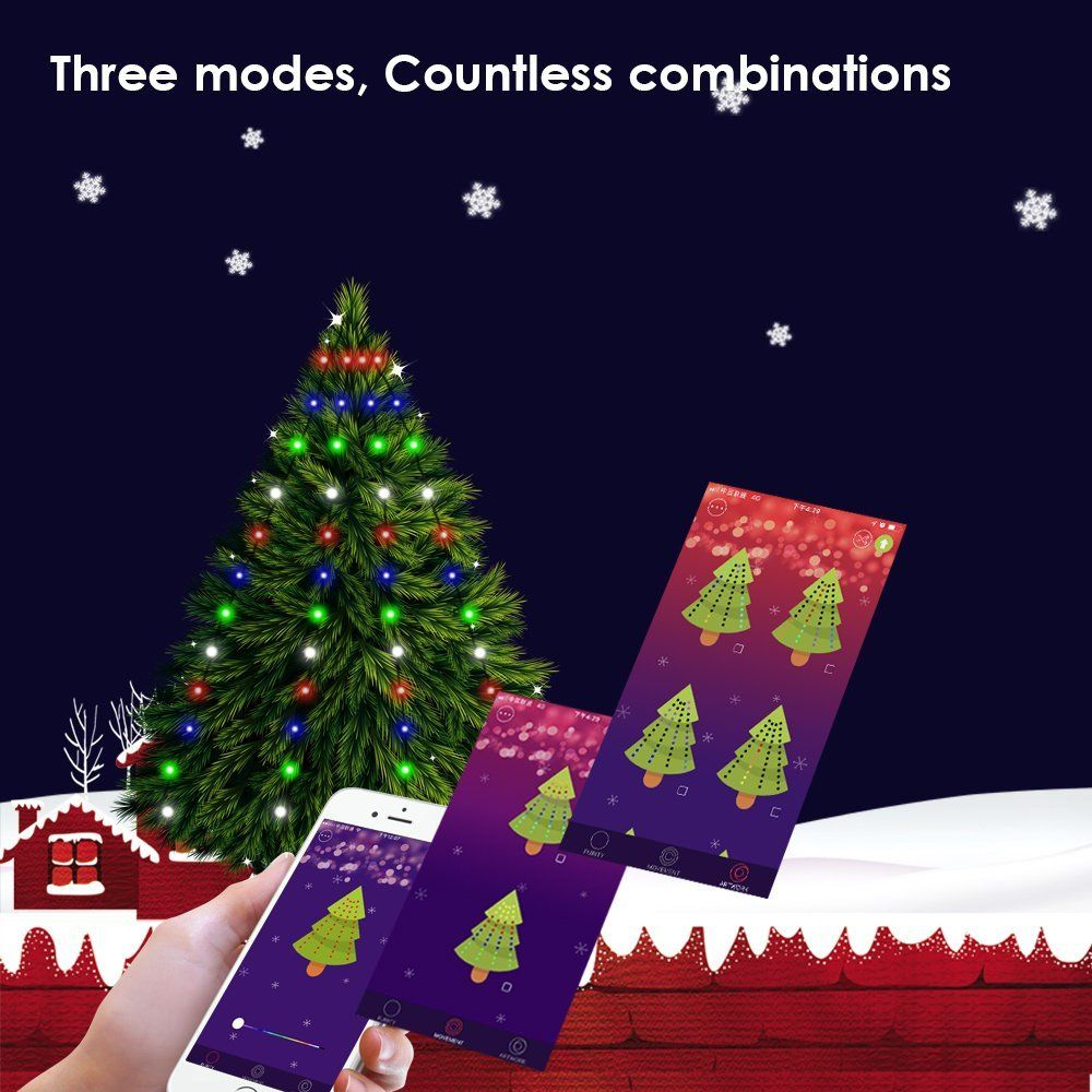 timeless design fc23c f5d8d Better Deal Iotton Smart Multi Color Christmas Lights More ...