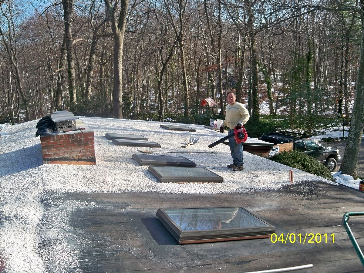 Hot Tar roofing Long Island. Roof repair Long Island. Leaks fixed Guaranteed! #commercialroofrepair