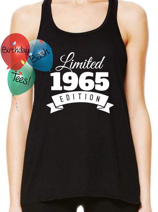 Birthday Gift Ideas For Girlfriend 1965 By BirthdayBashTees