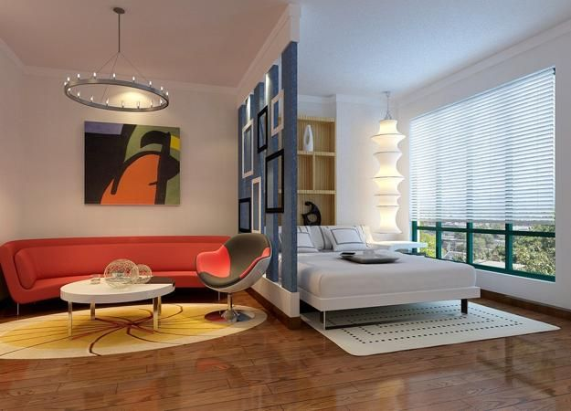 10 Smart Ways To Tiny Room Dividers Small Room Design Bedroom Divider Small Spaces