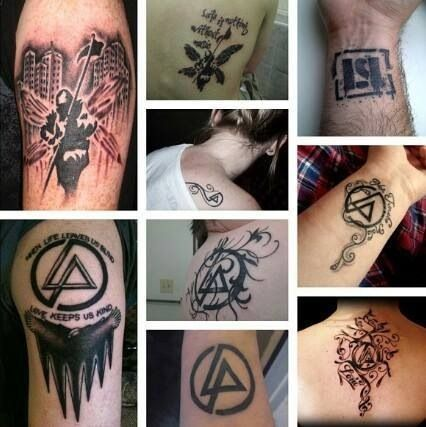 148 Best Chester Bennington (Linkin Park) Tattoos images ...