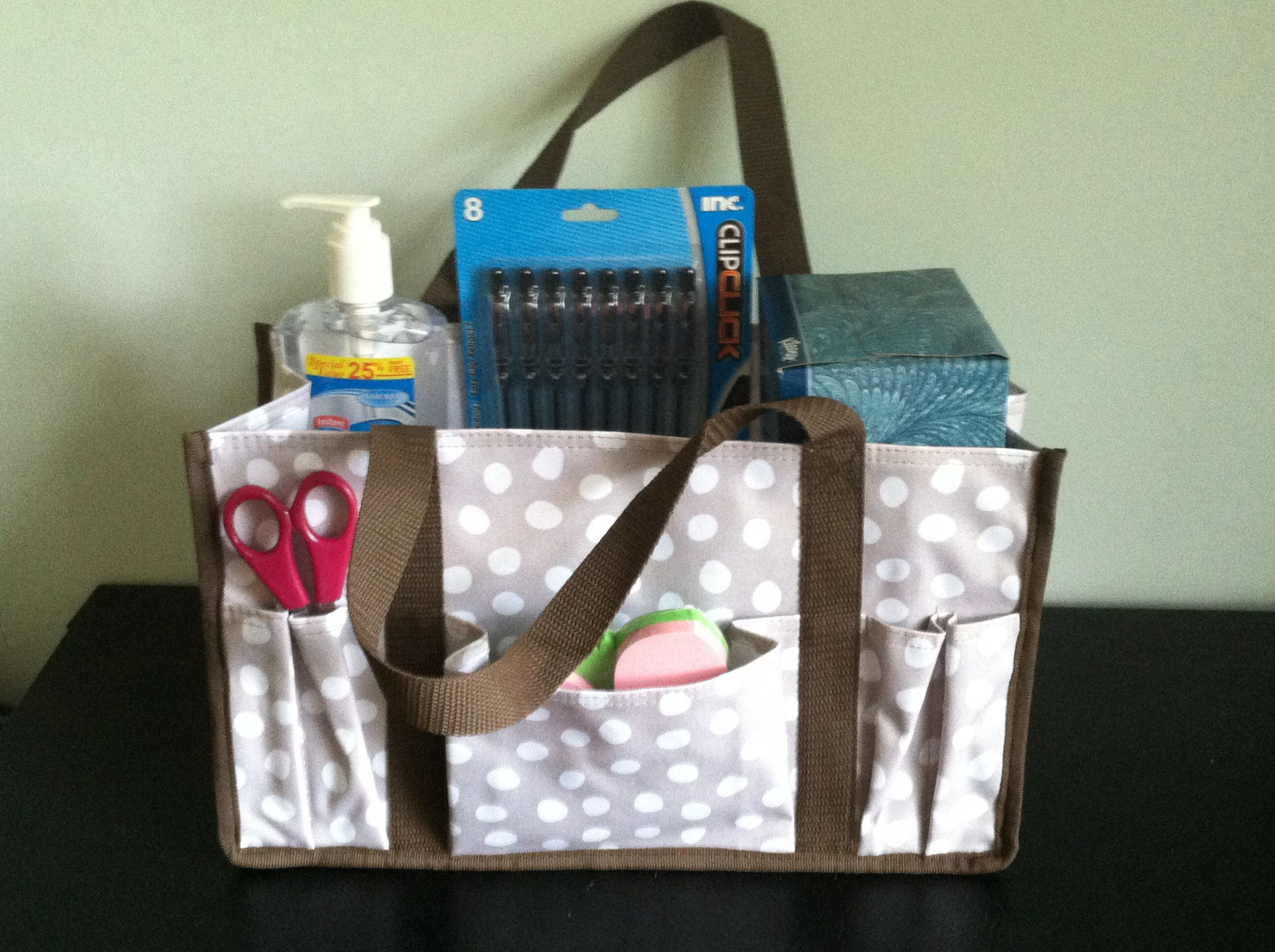 This Keep It Caddy Makes A Great Teacher Gift Fill It With