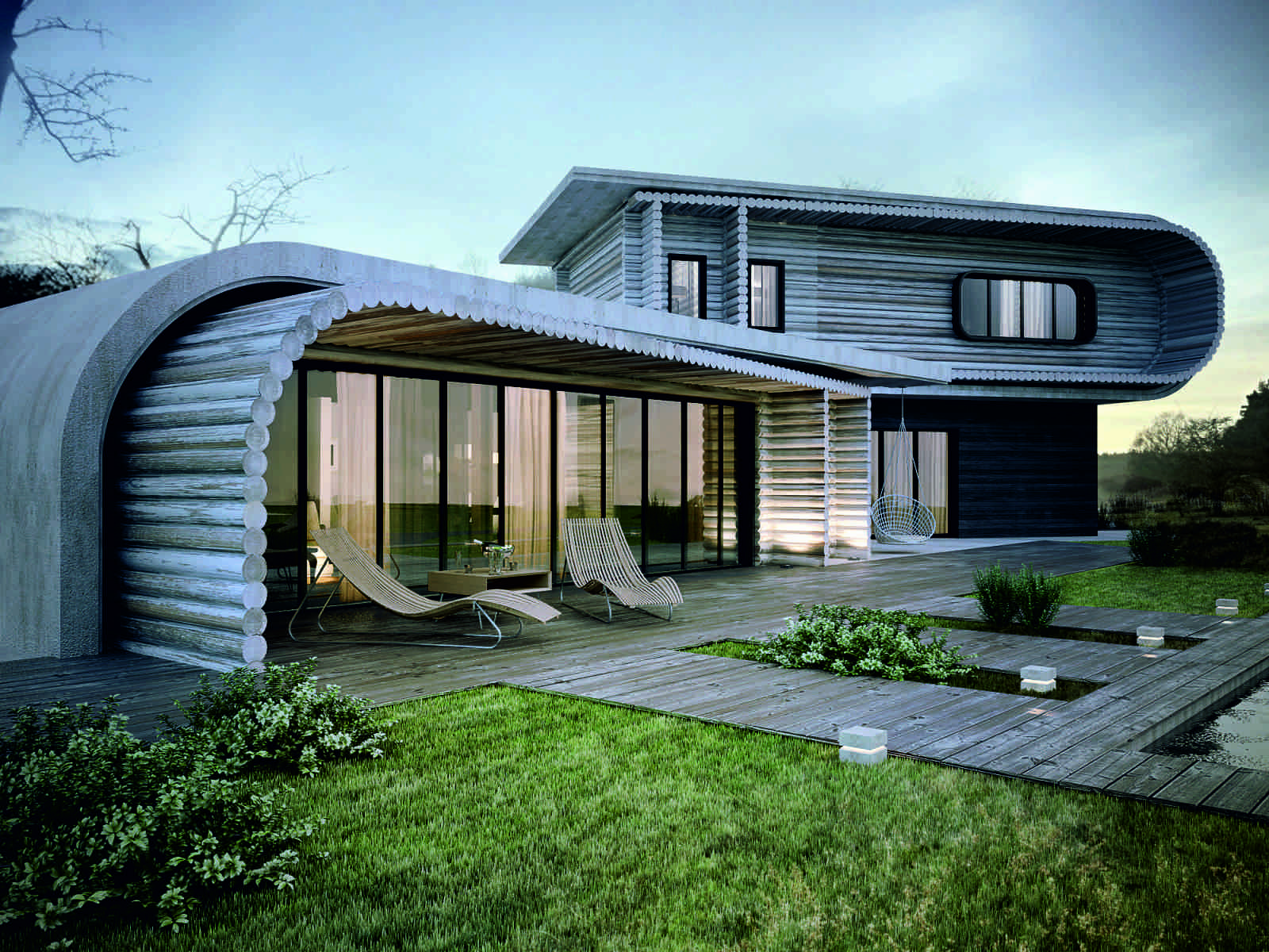 Architectural Designs For Modern Houses | Architecture, House ...