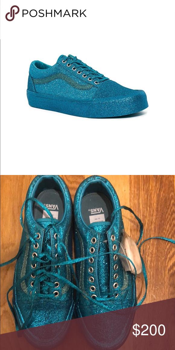 Vans x Opening Ceremony Glitter Old Skool Sneaker | Running